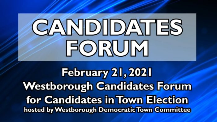 Decision Time: Candidates Forum for 3/2/2021 Election