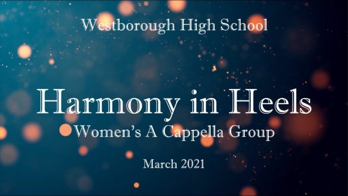 Harmony in Heels Performs at WHS