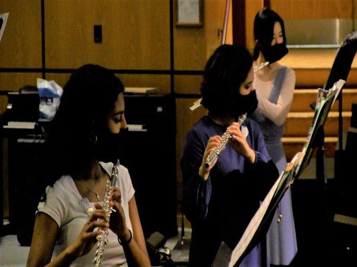 Westborough High School Band Concert 2021