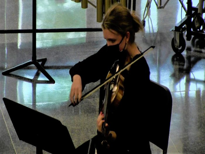 Westborough High School Instrumental Chamber Ensembles 2021