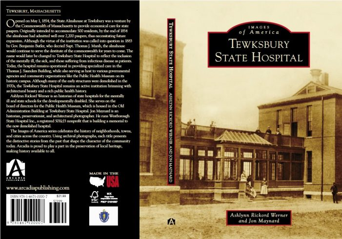 History Of Tewksbury State Hospital Virtual Zoom Call LIVE 5/27 @7pm!