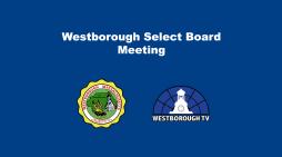 Select Board Meeting 9/14/21