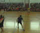 Badminton Games at Gibbons Middle School