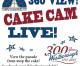 Cake Cam – Coming to You Live!