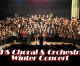 WHS Choral and Orchestral Winter Concert