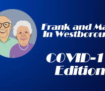 Frank and Mary COVID with Danielle Gregoire Ep. 18