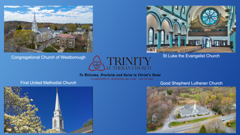Religious Services this Weekend 4-18-21