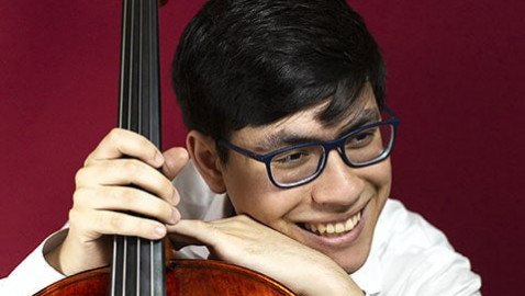 Concert Hour with Cellist Zlatomir Fung – Thurs 5/28 7pm