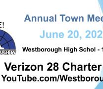 Annual Town Meeting 6/20/20!!
