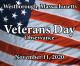 Westborough Veterans Day Observance