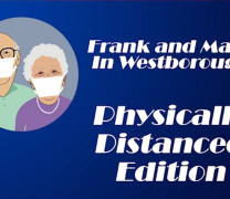 Frank and Mary Distanced – Better Day