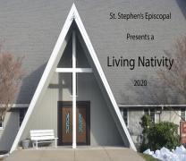 St. Stephen's Living Nativity 2020