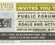 Tune in to the Master Plan Public Mtg on Thurs 2/18!