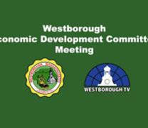 Westborough EDC LIVE @ 3:30pm 4/1