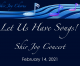 "Shir Joy Chorus – Concert: ""Let Us Have Songs"""