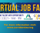Virtual Job Fair on 3/30/21!