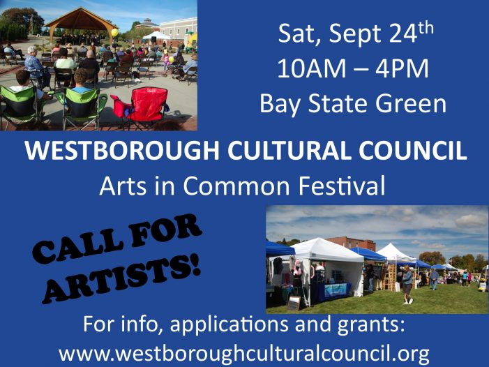 Arts in Common – Call for Artisans!