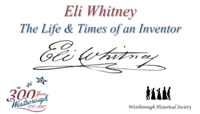 Eli Whitney – The Life & Times of an Inventor