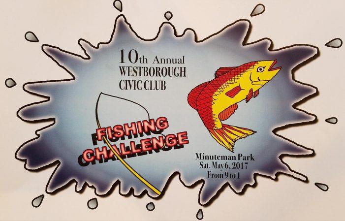 Fishing Fun Sat (5/6) at Civic Club's Fishing Challenge