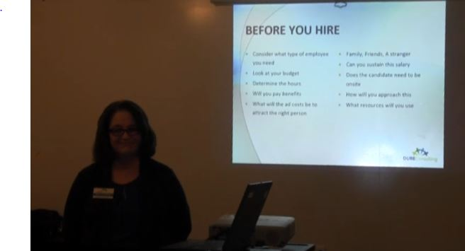 """Krosslink Entrepreneur presents """"Are You Ready to Hire Your First Employee?"""""""