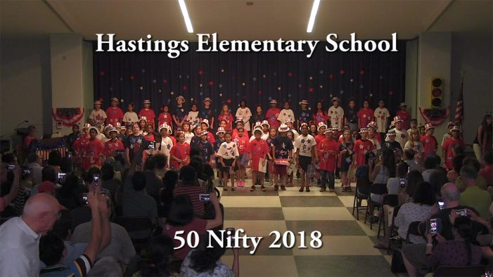 Annual Favorite – Fifty Nifty at Hastings!