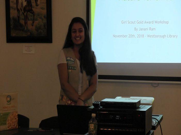 Nature vs GMOs Girl Scout Gold Award Project-Janani Ram