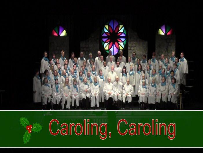 Westborough Community Chorus – Sounds of the Season Concert: 12-2-18