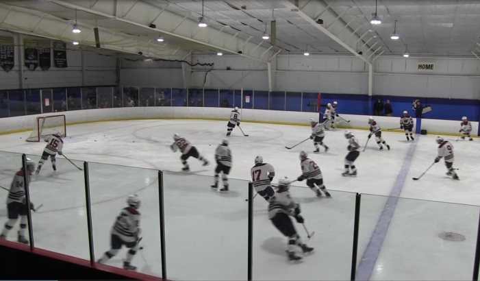 WHS Hockey Post Season Play vs Groton-Dunstable 3/2/19