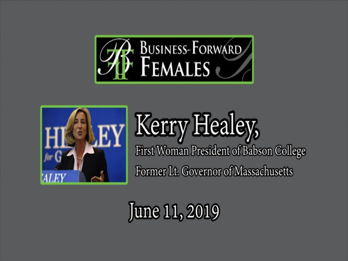 BFF Lunch with Kerry Healey