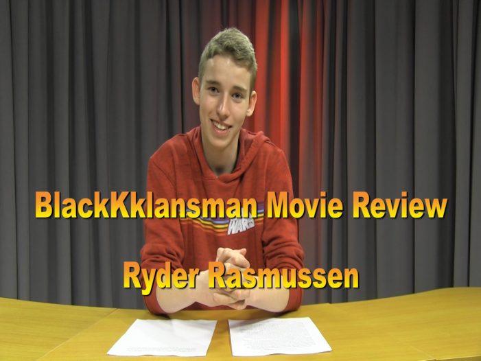 BlackKklansman – Movie Review