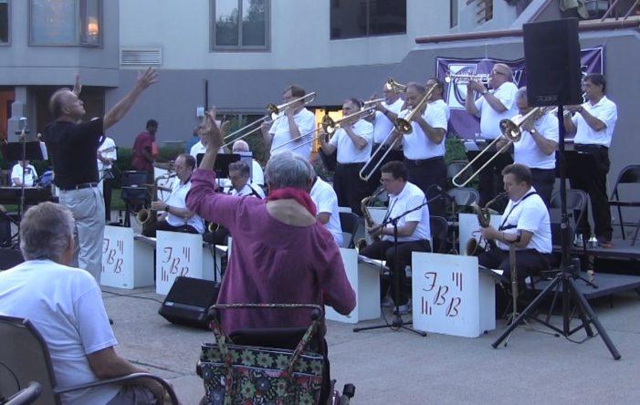 Willows Summer Concert Series presents – Fantasy Big Band