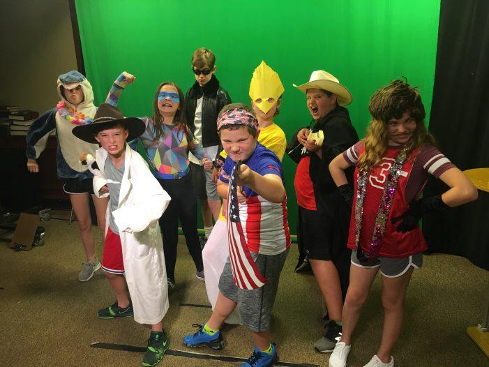 WTV Kids Camp Week One