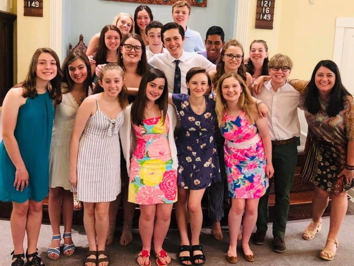 Julie Krugman Studio presents: Freshman & Sophomore 2019 Recital!