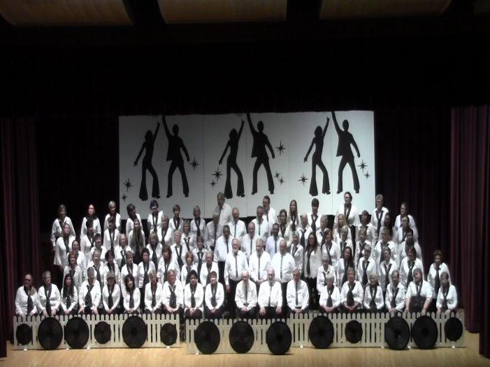 Westborough Community Chorus Concert: '60s & '70s Rewind!!!