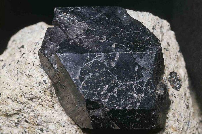 Minerals of Massachusetts