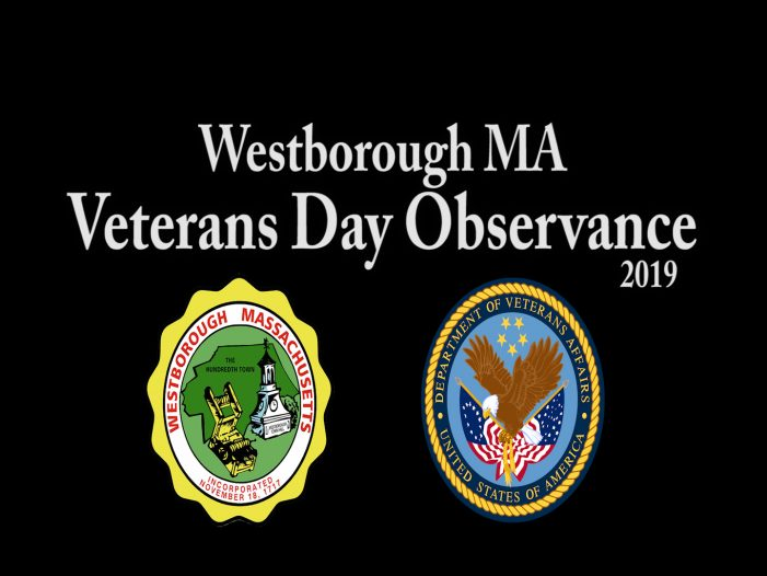 Veterans Day Observance 2019