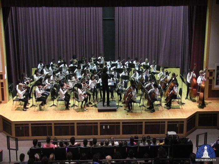 Winter Concert: Mill Pond 5th Grade Orchestra