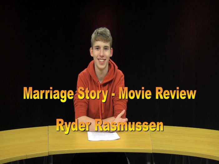 Marriage Story – Movie Review