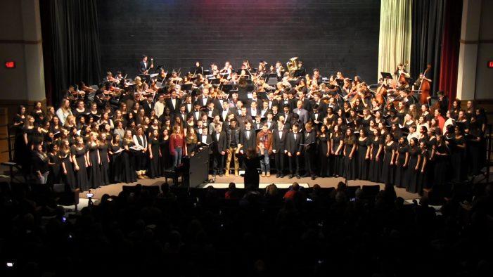 Hallelujah, from Messiah – Westborough High School 2019