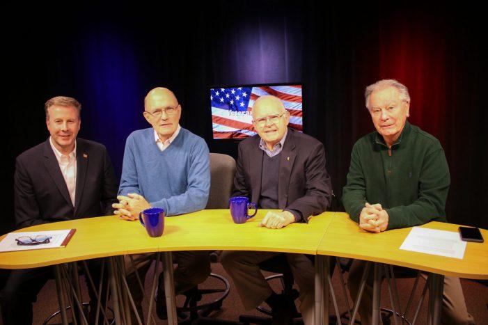 Veterans Corner – Guest Ken Ferrera