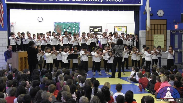 3rd Grade Orchestra Winter Concerts – Westborough Elementary Schools