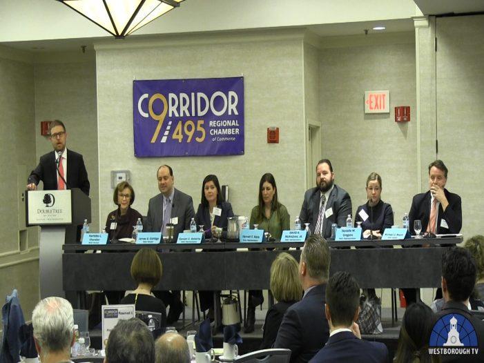 Legislative Panel with Corridor 9/495 Delegation