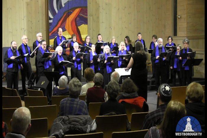 "Shir Joy Chorus -""Together We Sing"" Winter Concert"