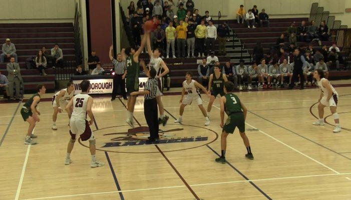 WHS Boys Basketball vs Nashoba 1/31/2020