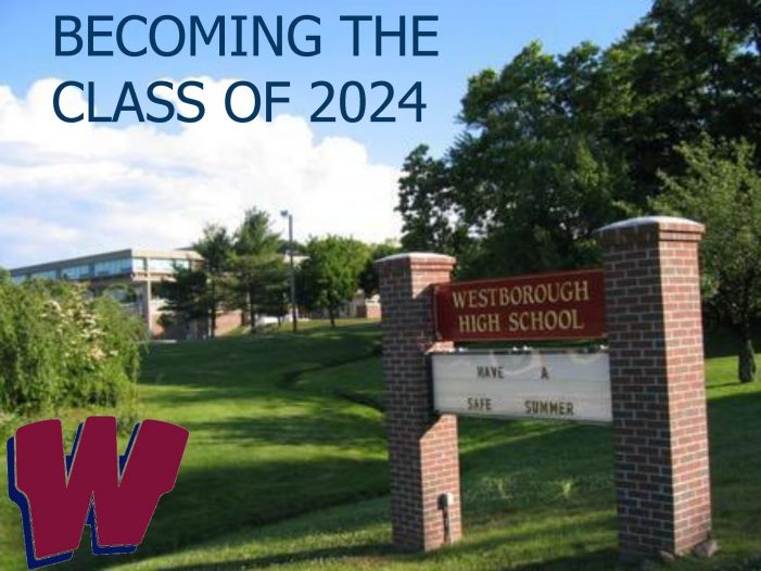 Becoming the Class of 2024 at WHS