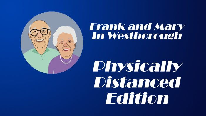 Frank and Mary Distanced – Kristi Williams