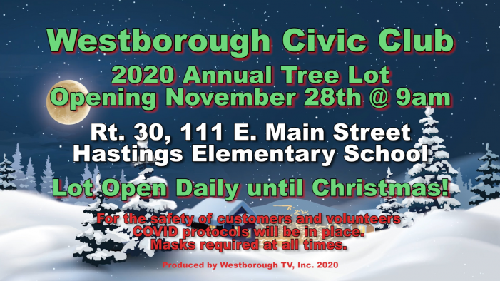 The Civic Club Trees are Coming!
