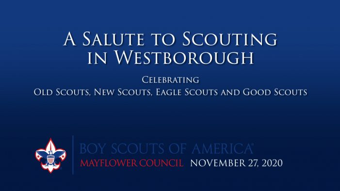 A Salute to Scouting in Westborough