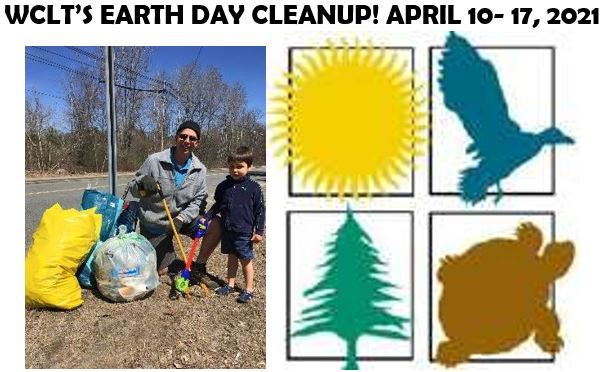 Join Earth Day Cleanup April 10-17!