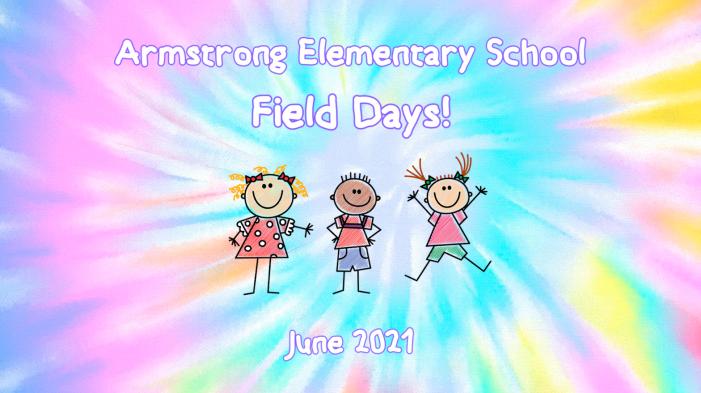 Sun, Fun & *Smiles* at Armstrong Field Days!